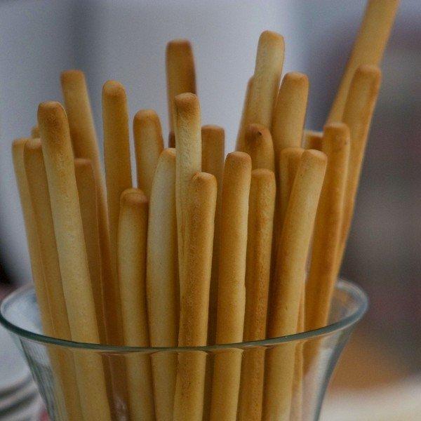 Итальянские палочки гриссини